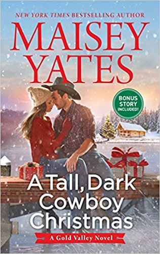 Review: A Tall Dark Cowboy Christmas by Maisey Yates + Giveaway