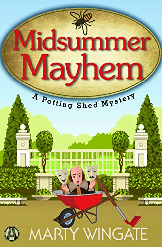 Review: Midsummer Mayhem by Marty Wingate