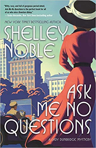 Review: Ask Me No Questions by Shelley Noble + Giveaway
