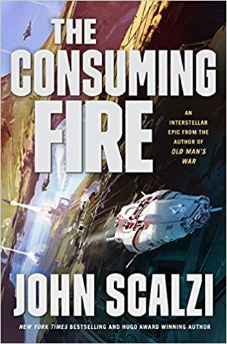 Review: The Consuming Fire by John Scalzi