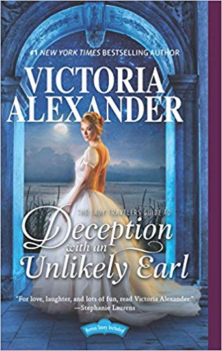 Review: The Lady Traveler's Guide to  Deception with an Unlikely Earl by Victoria Alexander
