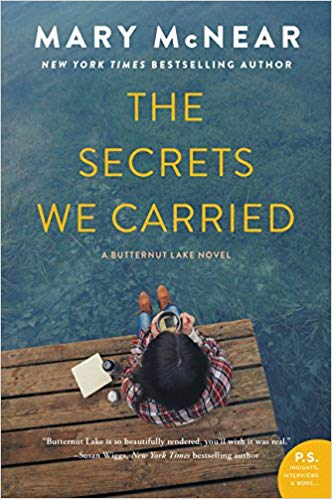 Review: The Secrets We Carried by Mary McNear