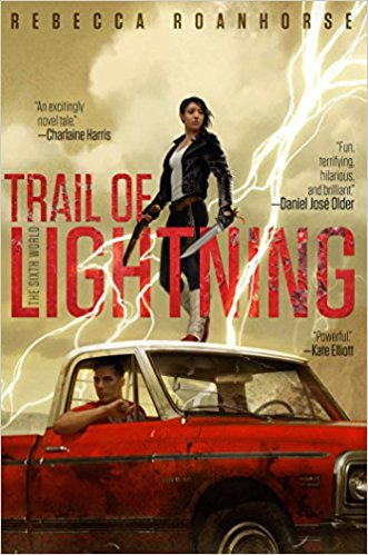 Review: Trail of Lightning by Rebecca Roanhorse