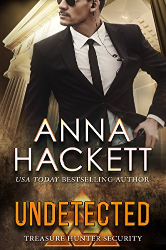 Review: Undetected by Anna Hackett