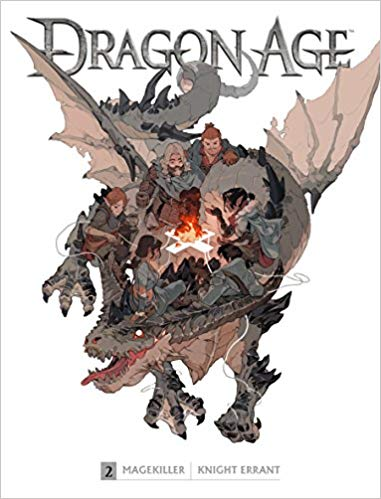 Review: Dragon Age Library Edition Volume 2 by Greg Rucka, Nunzio DeFilippis, Christina Weir, Carmen Carnero, Fernando Heinz Furukawa