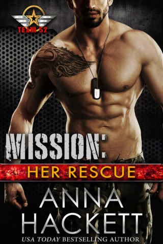Review: Mission: Her Rescue by Anna Hackett