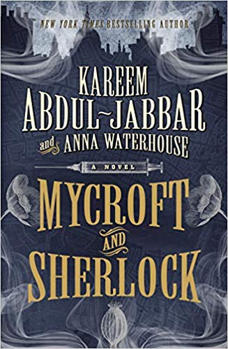 Review: Mycroft and Sherlock by Kareem Abdul-Jabbar and Anna Whitehouse