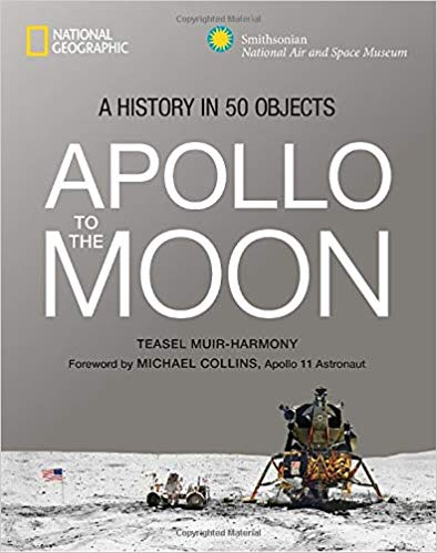 Review: Apollo to the Moon by Teasel E. Muir-Harmony