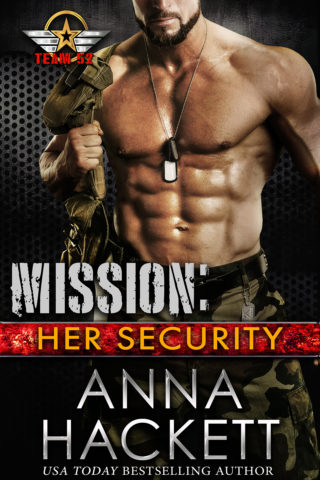 Review: Mission: Her Security by Anna Hackett
