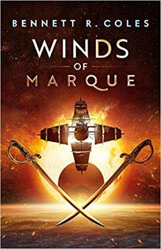 Review: Winds of Marque by Bennett R. Coles