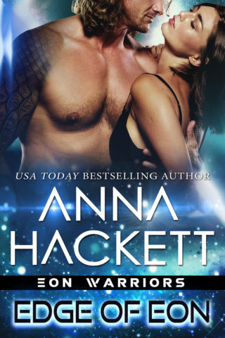 Review: Edge of Eon by Anna Hackett