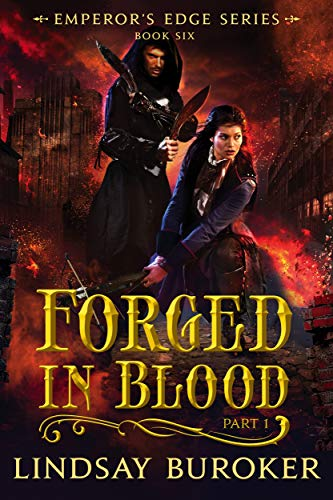 Review: Forged in Blood I by Lindsay Buroker