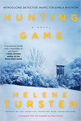Review: Hunting Game by Helene Tursten