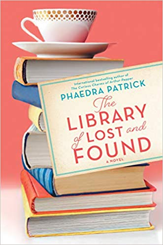 Review: The Library of Lost and Found by Phaedra Patrick + Giveaway
