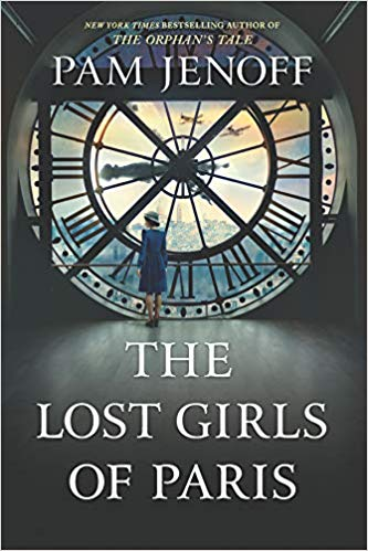 Spotlight + Excerpt: The Lost Girls of Paris by Pam Jenoff
