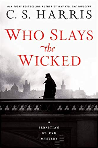Review: Who Slays the Wicked by C.S. Harris