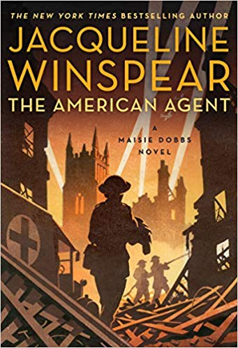 Review: The American Agent by Jacqueline Winspear
