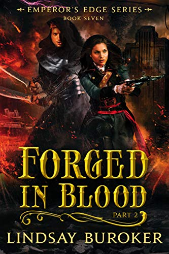 Review: Forged in Blood II by Lindsay Buroker