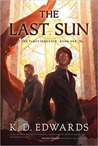 Review: The Last Sun by K.D. Edwards