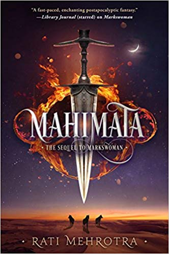 Review: Mahimata by Rati Mehrotra