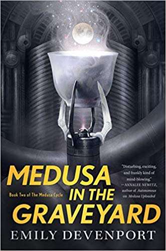 Review: Medusa in the Graveyard by Emily Devenport