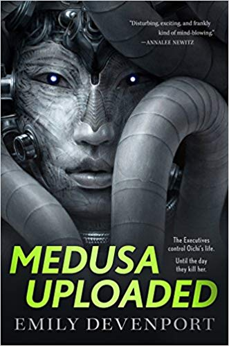 Review: Medusa Uploaded by Emily Devenport