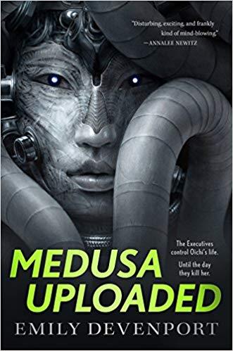 Review: Medusa Uploaded by Emily Devenport
