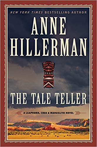 Review: The Tale Teller by Anne Hillerman + Giveaway