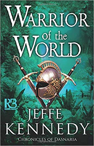 Review: Warrior of the World by Jeffe Kennedy + Giveaway