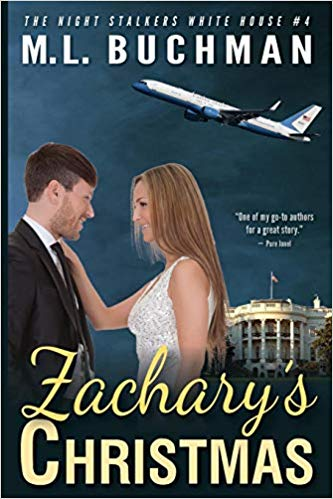 Review: Zachary's Christmas by M.L. Buchman