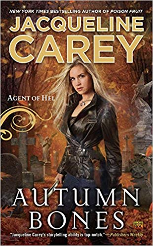 Guest Review: Autumn Bones by Jacqueline Carey