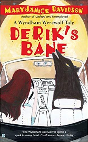 Guest Review: Derik's Bane by MaryJanice Davidson