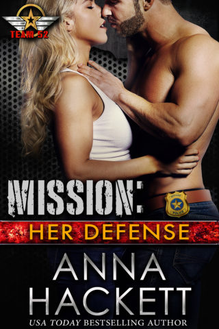 Review: Mission: Her Defense by Anna Hackett