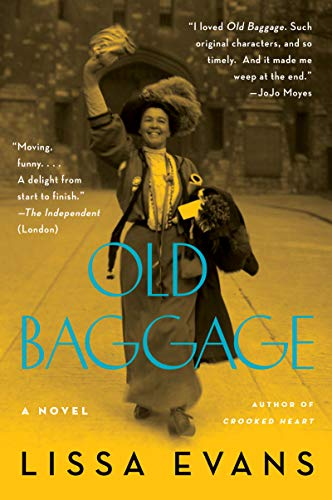 Review: Old Baggage by Lissa Evans