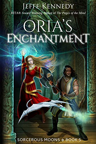 Review: Oria's Enchantment by Jeffe Kennedy