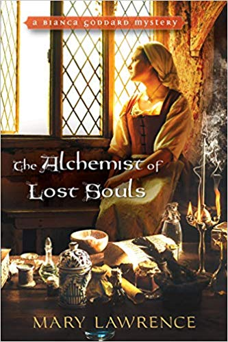 Review: The Alchemist of Lost Souls by Mary Lawrence + Giveaway