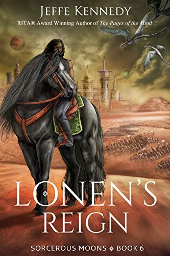 Review: Lonen's Reign by Jeffe Kennedy