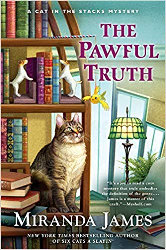 Review: The Pawful Truth by Miranda James