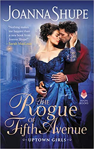 Review: The Rogue of Fifth Avenue by Joanna Shupe + Giveaway