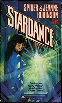 Guest Review: Stardance by Spider and Jeanne Robinson