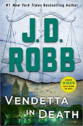 Review: Vendetta in Death by J.D. Robb