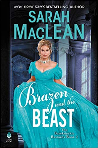 Review: Brazen and the Beast by Sarah MacLean + Giveaway