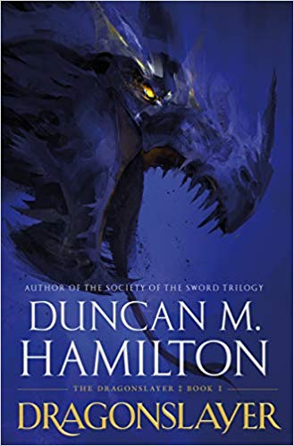 Review: Dragonslayer by Duncan M. Hamilton