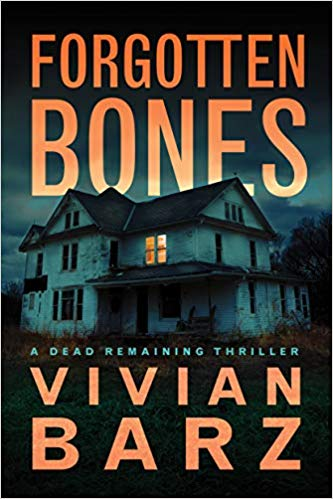 Review: Forgotten Bones by Vivian Barz + Giveaway