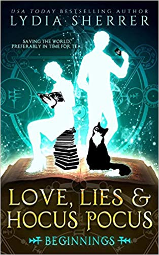 Review: Love Lies & Hocus Pocus: Beginnings by Lydia Sherrer