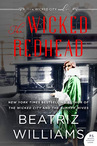 Review: The Wicked Redhead by Beatriz Williams
