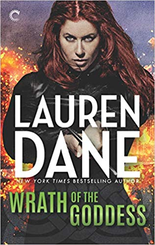 Review: Wrath of the Goddess by Lauren Dane