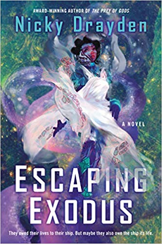 Review: Escaping Exodus by Nicky Drayden