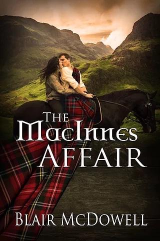 Review: The MacInnes Affair by Blair McDowell