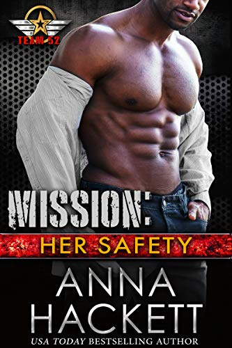 Review: Mission: Her Safety by Anna Hackett